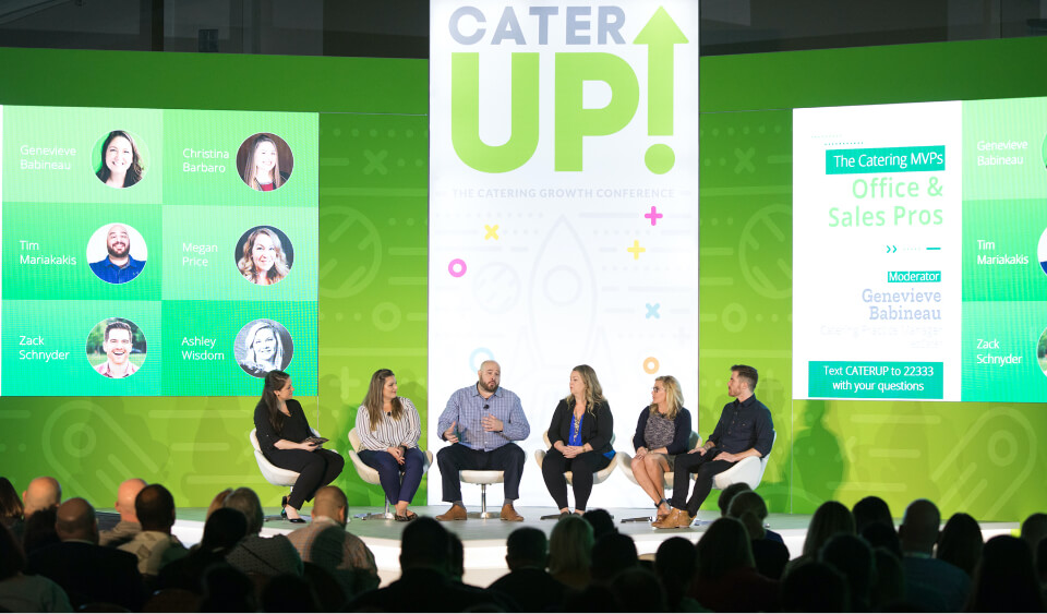 cater up panel